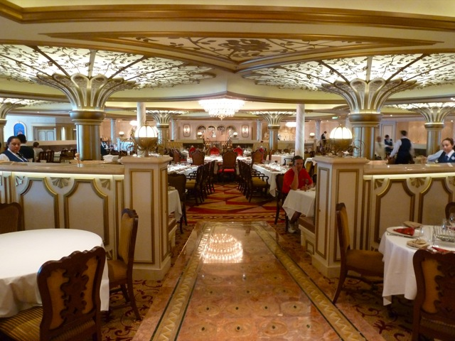 Crystal Chandelier Restaurant