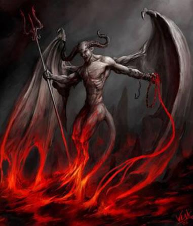 Satan At The Door